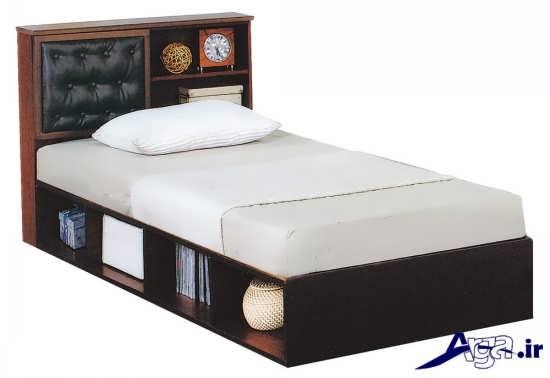 مدل تخت خواب های یک نفره مخصوص کودک و نوجوان