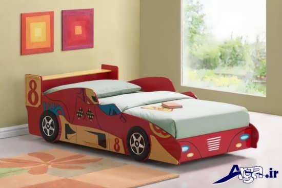 مدل تخت خواب های یک نفره پسرانه