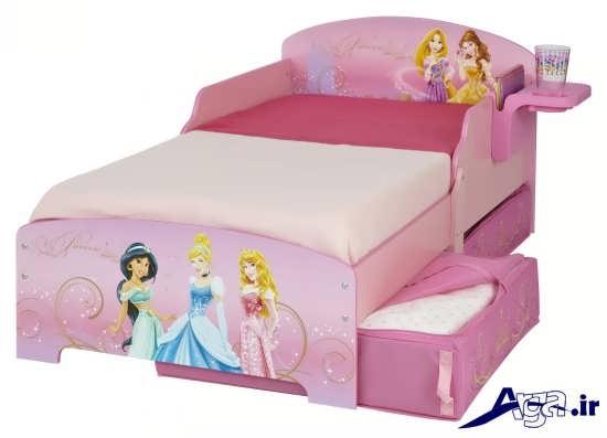 مدل تخت خواب بچه گانه