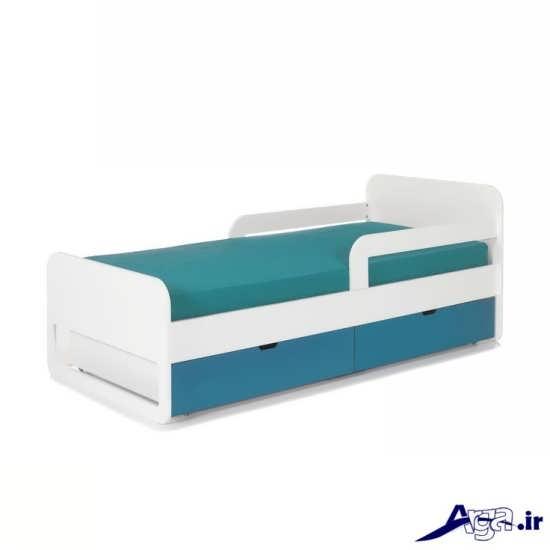 زیباترین مدل های تخت خواب یک نفره