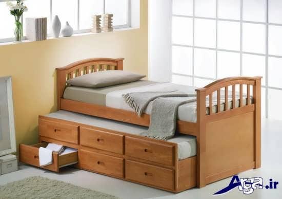 زیباترنی و جدیدترین طرح های تختخواب یک نفره