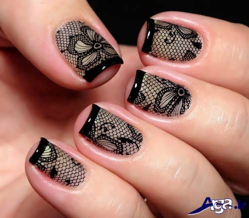 nail-designs-with-lace-fabric-12