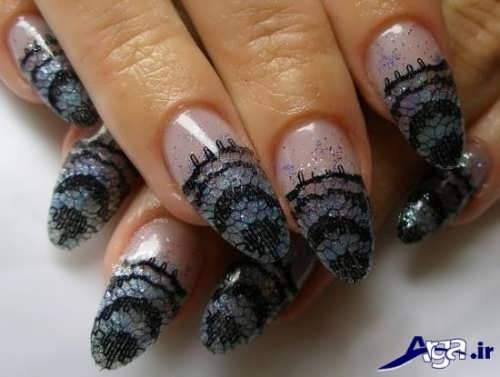 nail-designs-with-lace-fabric-13