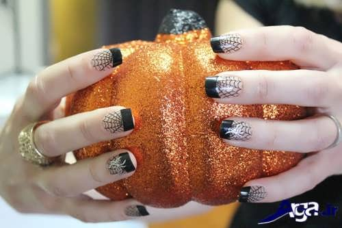 nail-designs-with-lace-fabric-17