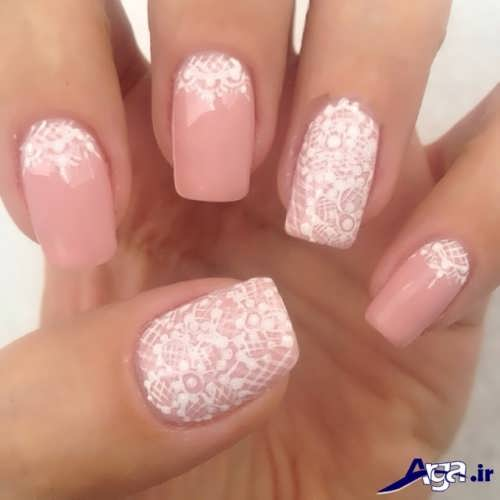 nail-designs-with-lace-fabric-3