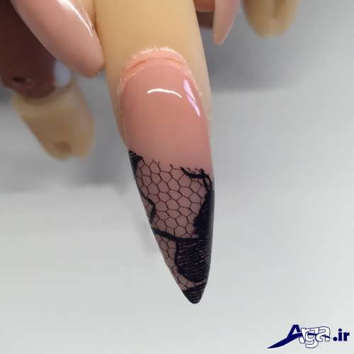 nail-designs-with-lace-fabric-4