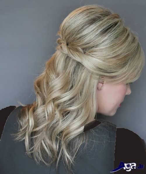 مدل موی باز زیبا