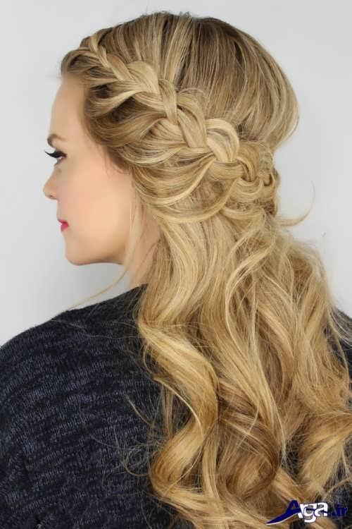 مدل موهای باز زنانه