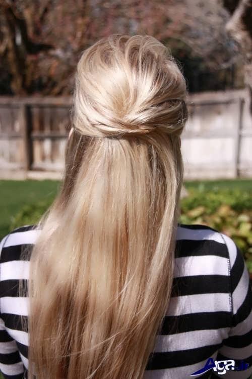 مدل موهای زیبا و جدید زنانه