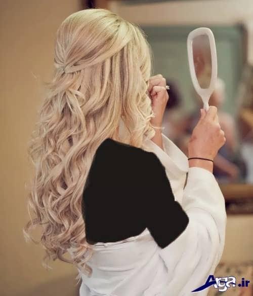 مدل موی باز مجلسی