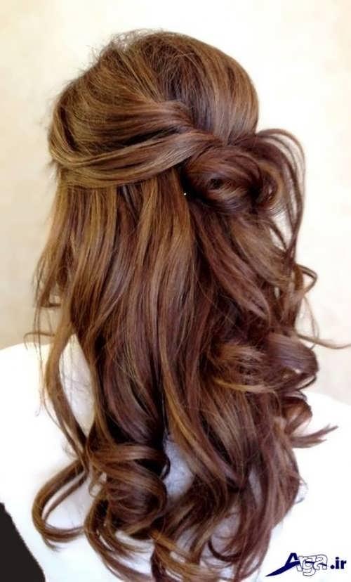 انواع مدل موهای باز زنانه