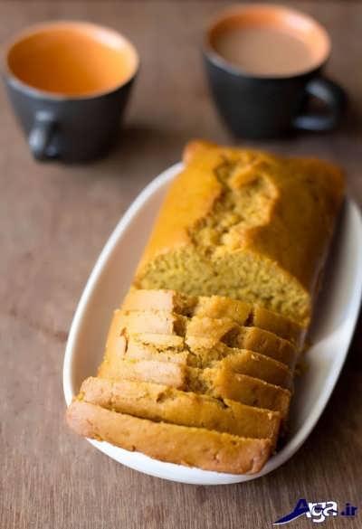 کیک پرتقالی خوش طعم