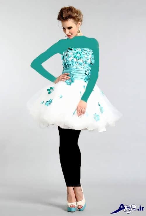 انواع مدل های لباس پرنسسی شیک
