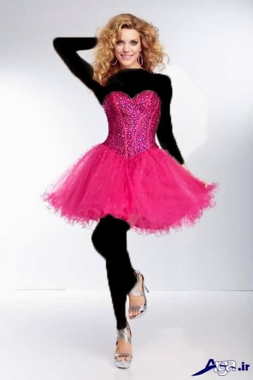 مدل لباس پرنسسی با جدیدترین طرح های مد سال
