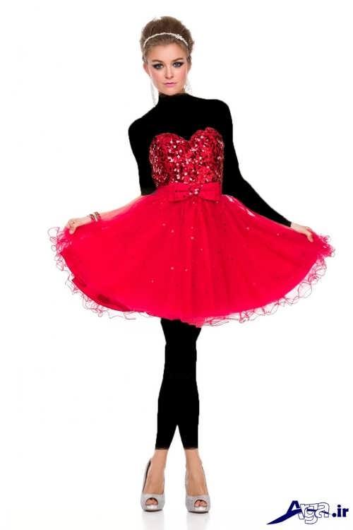طرح های زیبا و شیک لباس پرنسسی