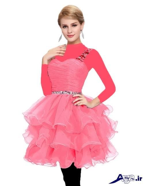 مدل های زیبا لباس پرنسسی