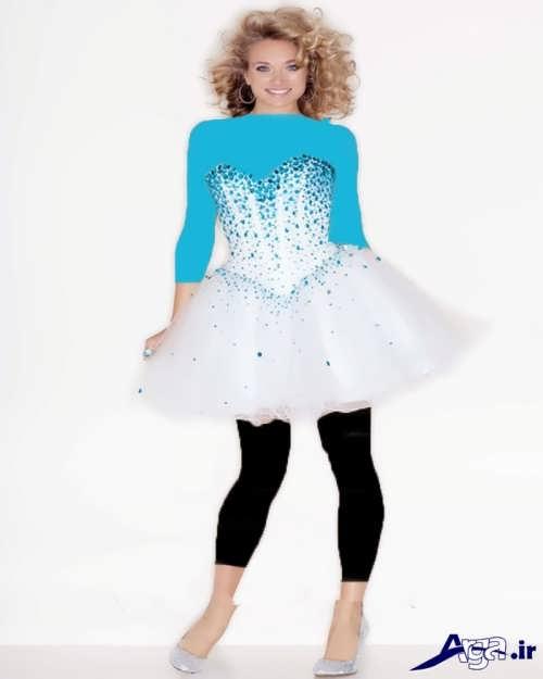 مدل های جذاب و متفاوت لباس پرنسسی