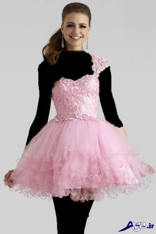 لباس پرنسسی زنانه و دخترانه