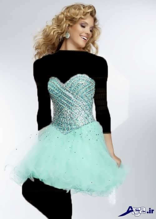 لباس پرنسسی زیبا