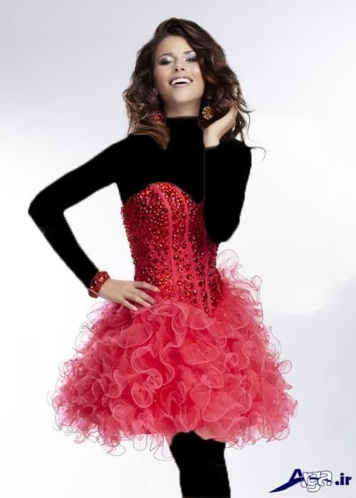 زیباترنی و جدیدترین طرح های لباس پرنسسی