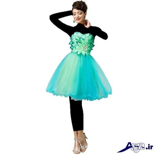 مدل لباس پرنسسی زیبا و شیک