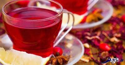 خواص دارویی چای ترش