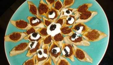 طرز تهیه مانتی غذای محبوب ترکیه ای