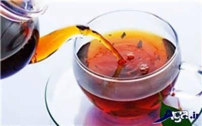 روش تهیه چای به