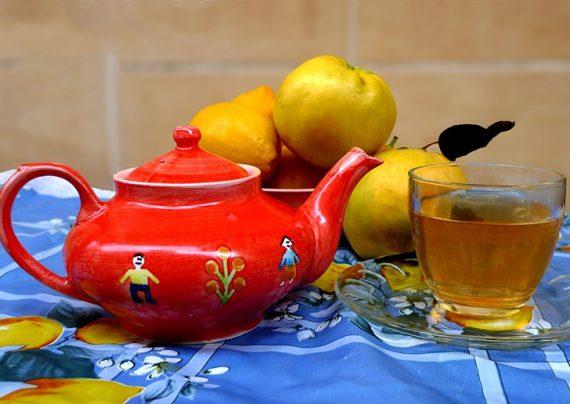 طرز چای به پرخاصیت
