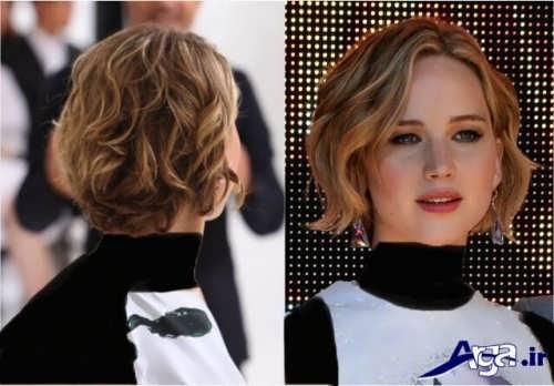 انواع مدل موهای زنانه برای صورت گرد
