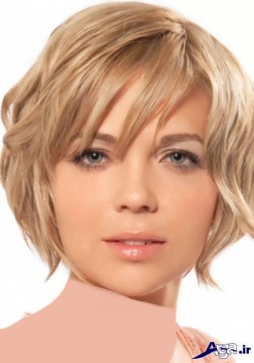 مدل موی کوتاه زنانه و دخترانه شیک و زیبا