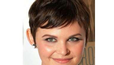 جدیدترین انواع مدل موی کوتاه برای صورت گرد