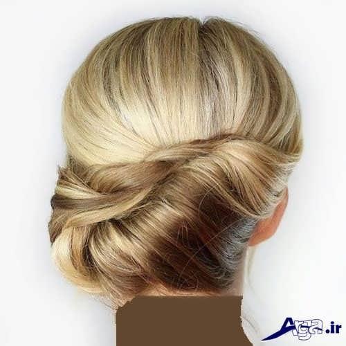 مدل موی بسته زنانه