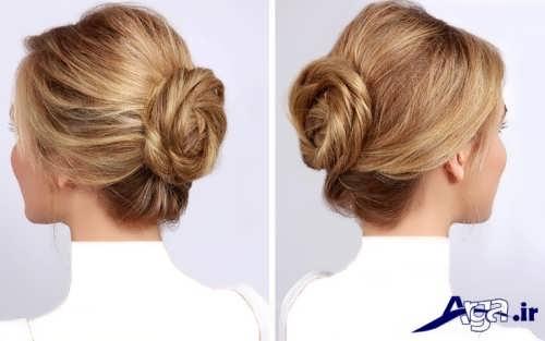 انواع مدل موهای زنانه و دخترانه بسته