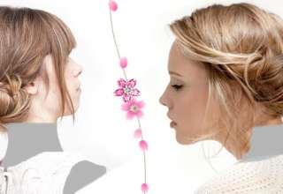 مدل موی بسته ساده زنانه و دخترانه