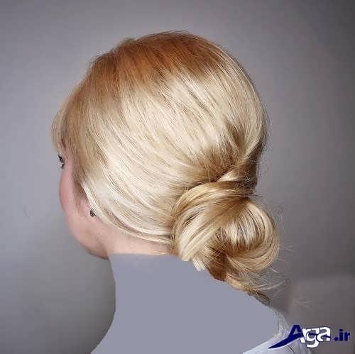 مدل موی بسته زیبا و جدید