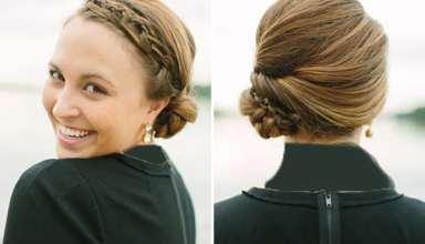 20 مدل موی ساده برای مهمانی
