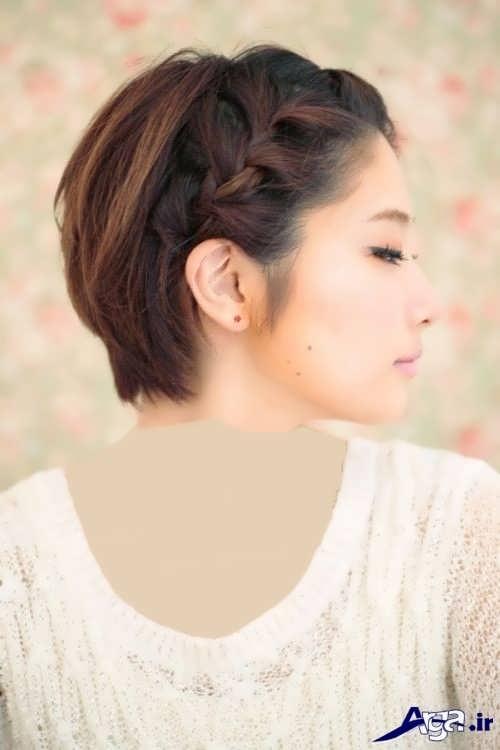 انواع مدل موی ساده برای مهمانی ها مختلف