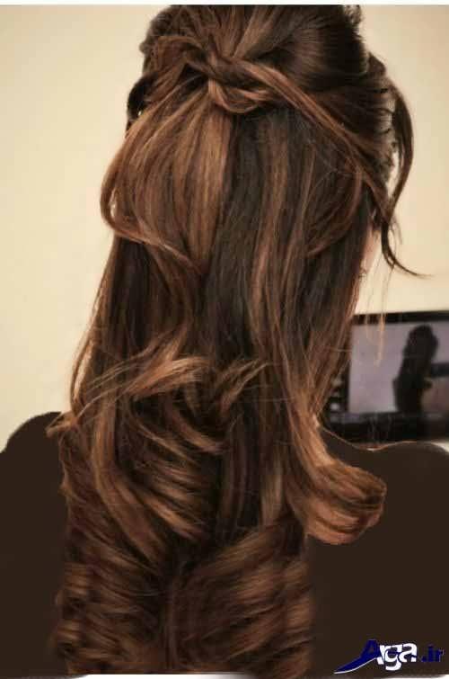مدل موی دخترانه زیبا و شیک