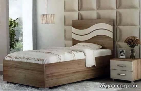 مدل تخت تک نفره