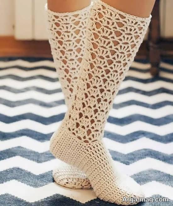 مدل به روز بافت جوراب