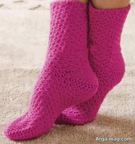 جالب ترین آموزش بافت جوراب
