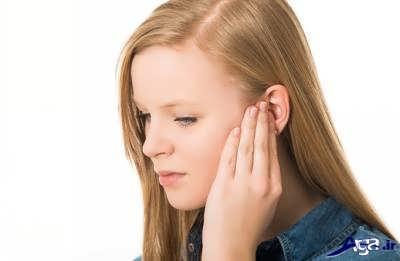 گرفتگی گوش و درمان آن