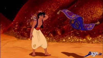 علاءالدین و ماجراها