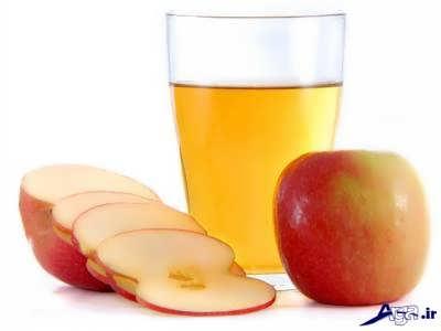 سرکه سیب برای بهبود سنگ کیسه صفرا