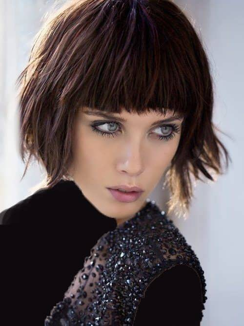 مدل کوتاهی مو زنانه جدید و زیبا مد سال