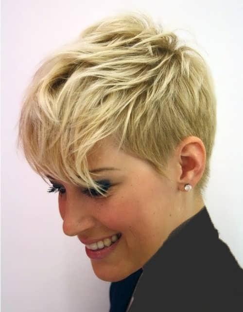 مدل کوتاهی مو زنانه زیبا و جدید