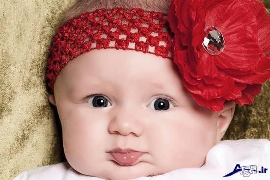عکس دختربچه های زیبا و جذاب