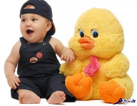 تصاویر زیبای کودکان بامزه و جذاب