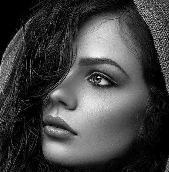 مجموعه تصاویر دختران زیبا و جذاب برای پروفایل